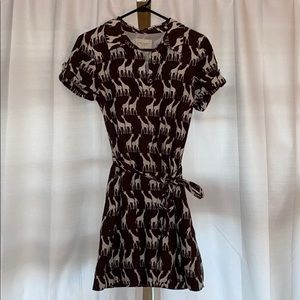 Kate Spade Safari Giraffe Dress